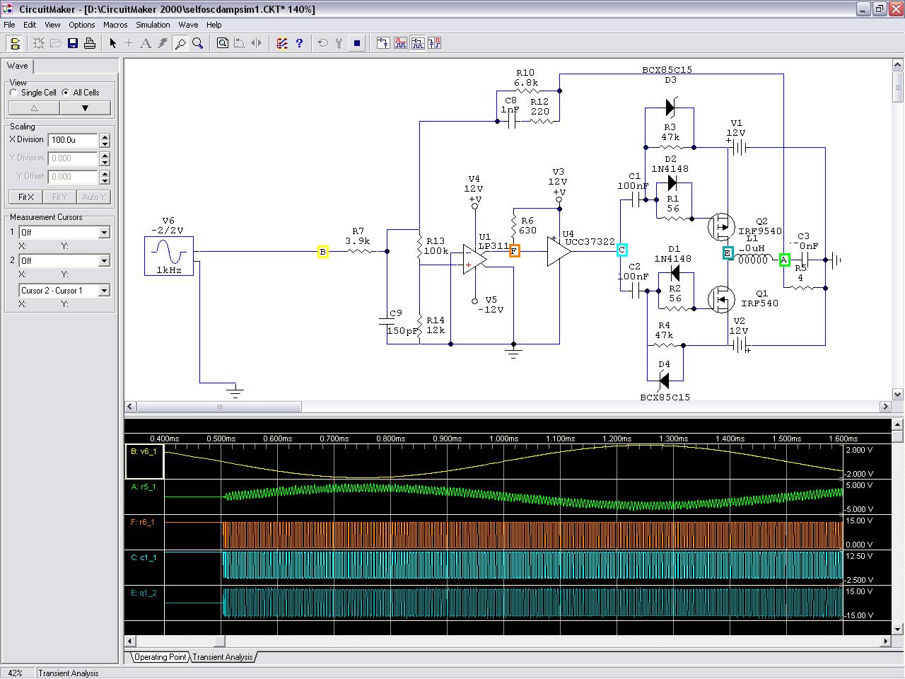 Class D Amplifier Sparkfun Electronics Circuit Project